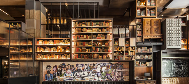 EMC2 Hotel Chicago by Rockwell Group