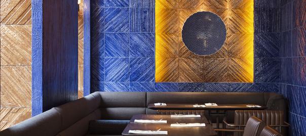 Babaji restaurant designed by Autoban