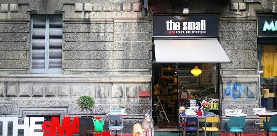 the-small- milan