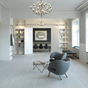 Dinesen Showroom Copenhagen
