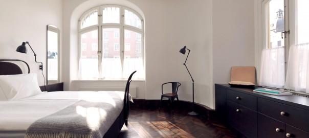 room at Miss Clara design hotel Stockholm