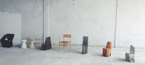 Max Lamb Milan 2015 installation