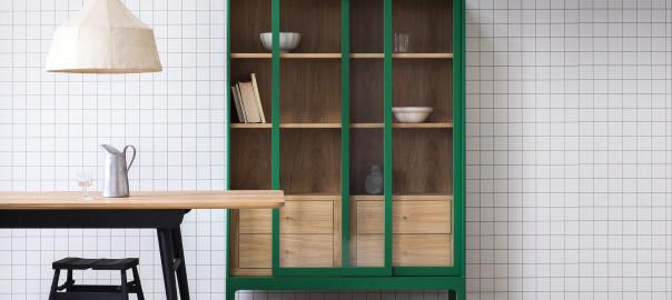 Joyce cabinet by Pinch
