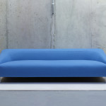 Linear sofa by Terence Woodgate for SCP (lifestyle)
