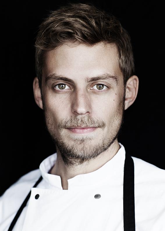 Nicolai Nørregaard chef at Kadeau Copenhagen