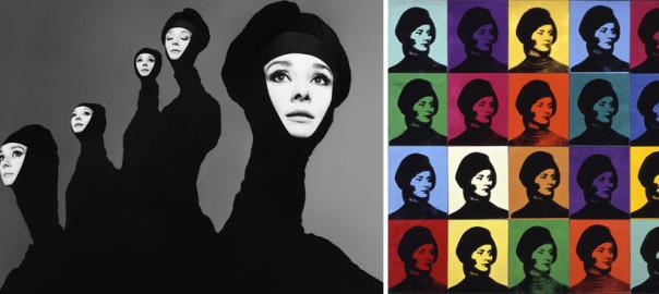 Avedon Warhol at the Gagosian
