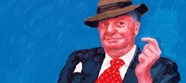 David Hockney at The Royal Academy