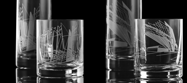 Sketch Glasses by Zaha Hadid Architects