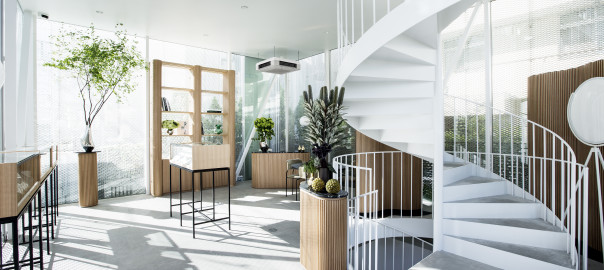 Natur & Nicolai Bergmann by OEO Studio