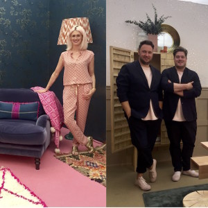 2LG and The Pink House at House & Garden Festival