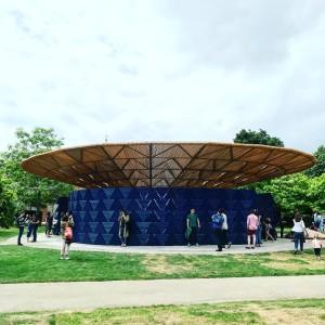 Serpentine Pavilion by Diébédo Francis Keré