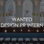 Design PR internship